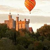 La belle Uzès !  En montgolfière ou à pieds Uzès est une découverte 🤍  #chambredhotes #guesthouse #maisondhotes #lefooding #weekend #uzes #southoffrance #slowlife #maisonpleinsud