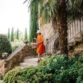 L E  M A T I N  le petit déjeuner est servi dans le jardin.   #chambredhotes #bedandbreakfast #uzes #provence #gard #lefooding #southoffrance