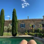 L A  B E L L E  V I E 🤍🤍🤍  #chambredhotes #bedandbreakfast #uzes #provence #gard #lefooding #southoffrance